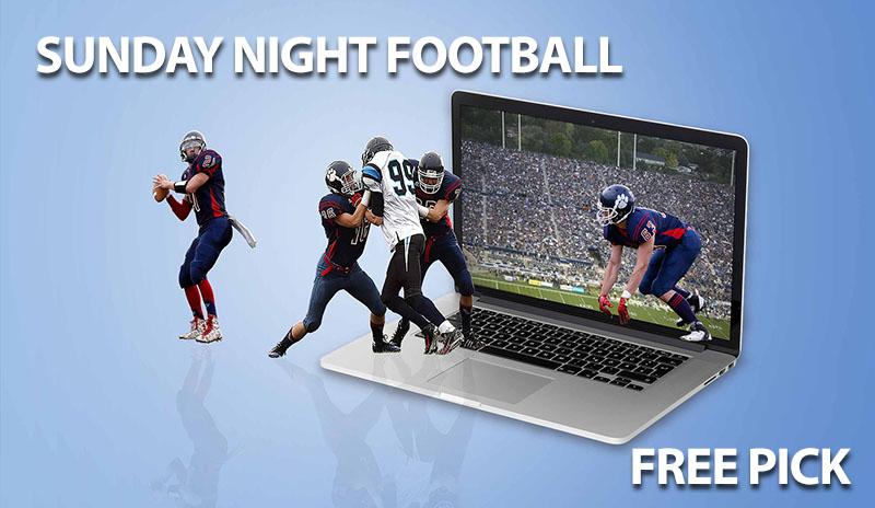 Sunday Night Football Free Pick | Pats @ Lions