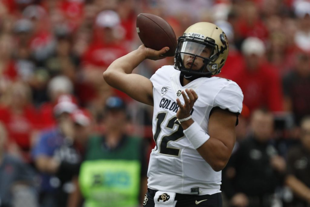 NCAA Free Pick – Colorado vs. #15 Washington