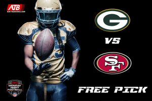 MNF Free Pick - San Francisco 49ers vs. Green Bay Packers