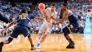 NCAAM Free Pick | Tar Heels at Wolverines