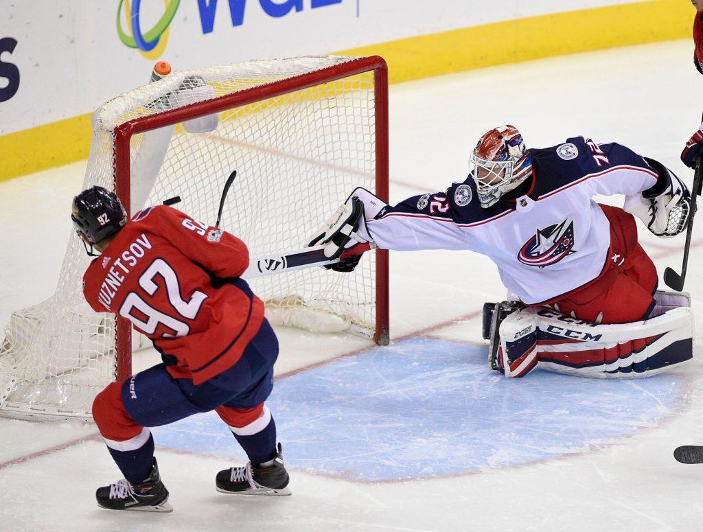 NHL Free Pick | Blue Jackets at Capitals