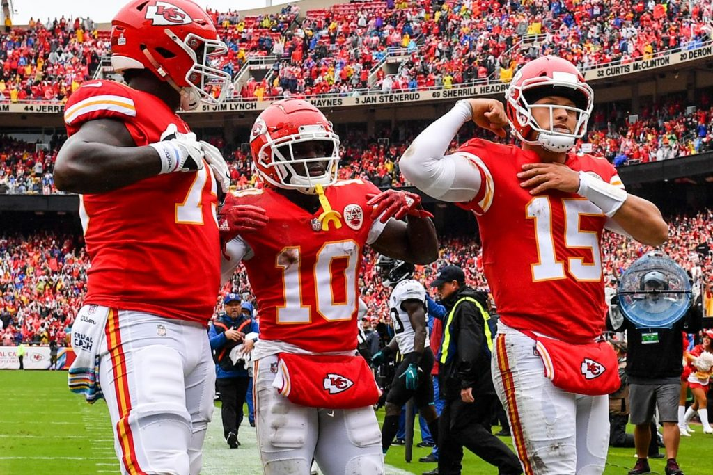 NFL Early Free Pick – Chiefs vs. Browns