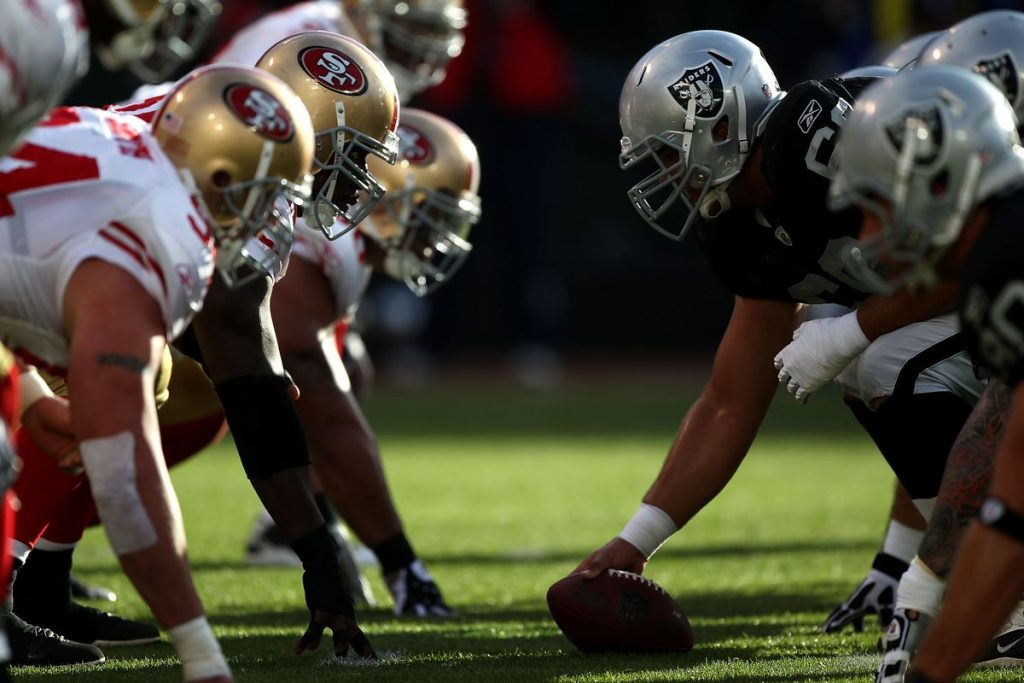 TNF Free Pick – Raiders at 49ers