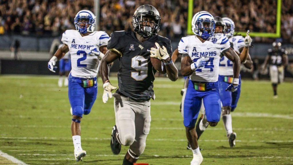 NCAAF Free Pick | Memphis at UCF