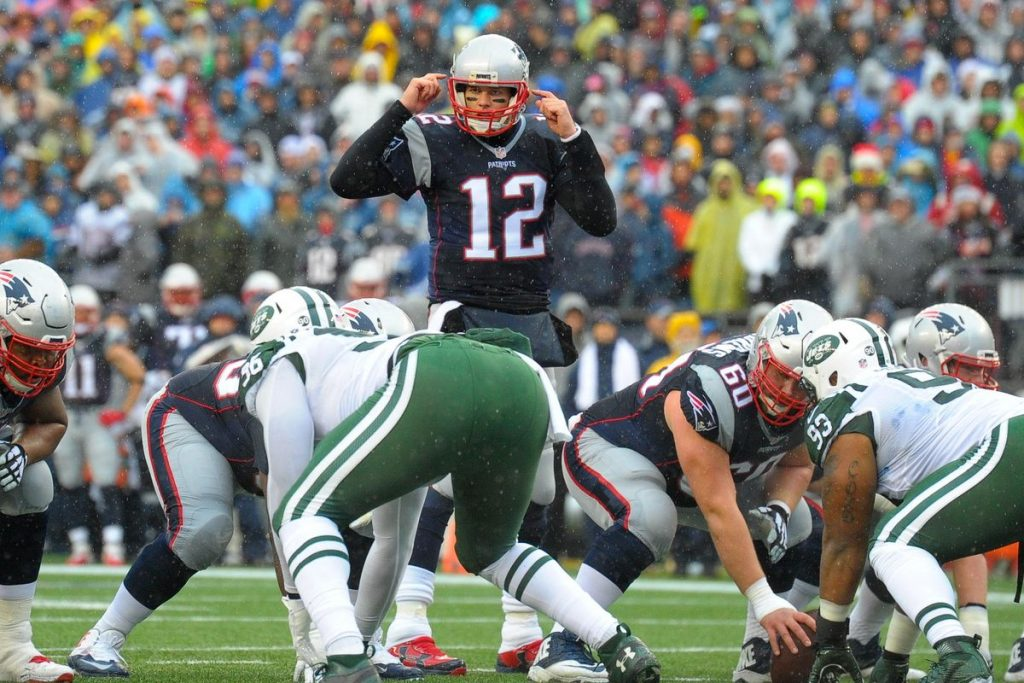 NFL Early Free Pick   Jets at Patriots