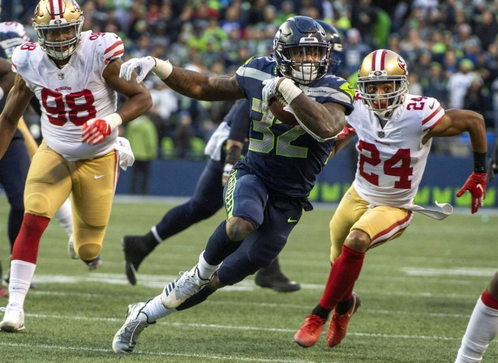 NFL Late Free Pick | Seahawks at 49ers