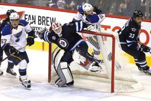 NHL Free Pick   Blues at Jets