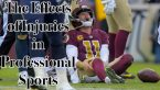 The Effects of Injuries in Professional Sports