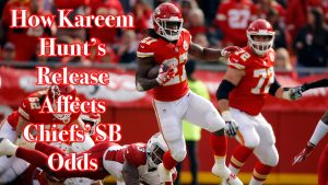 How Kareem Hunt's Release Affects Chiefs' SB Odds