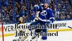 Betting the NHL | Juice Explained