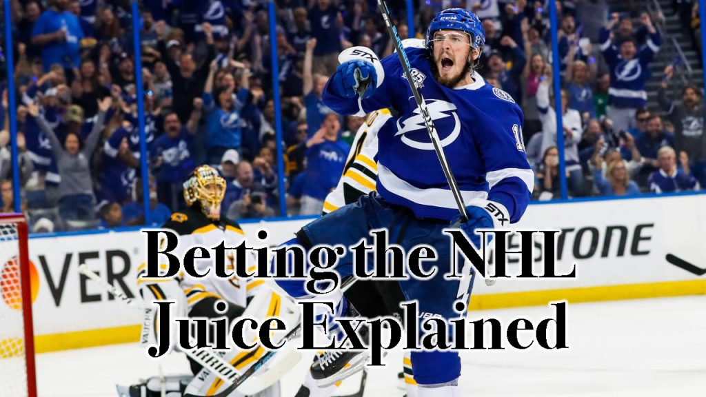 Betting the NHL | Juice Explained