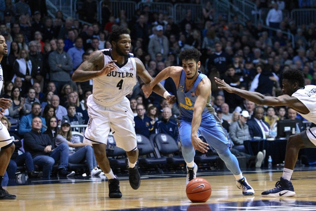 NCAAM Free Pick | Marquette at Butler