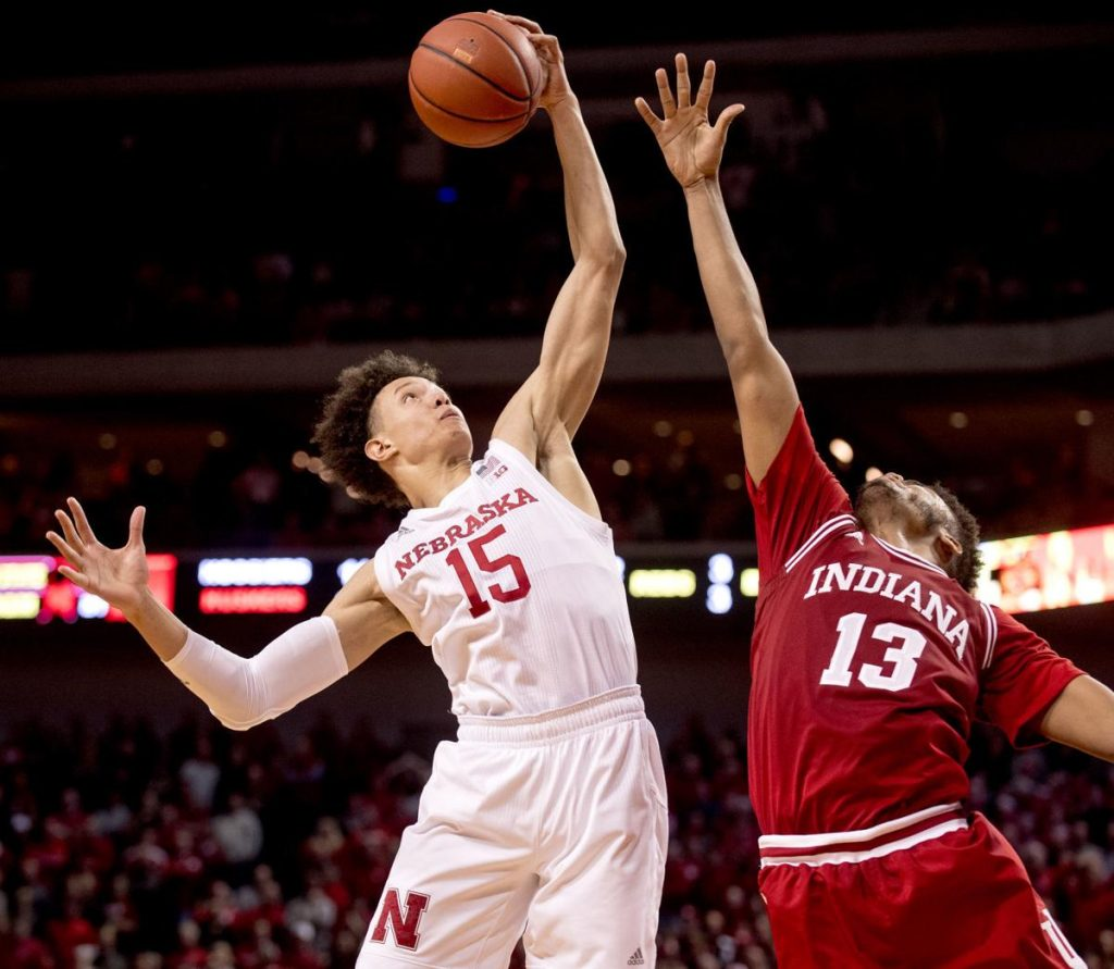 NCAAM Free Pick | Nebraska at Indiana