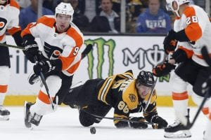 NHL Free Pick | Bruins at Flyers