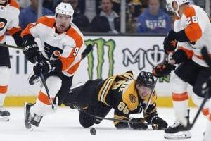 NHL Free Pick | Bruins at Flyers