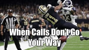 When Calls Don't Go Your Way