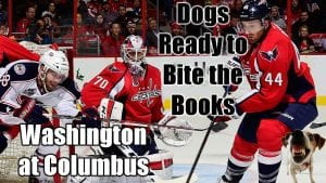 Dogs Ready to Bite the Books: Washington at Columbus