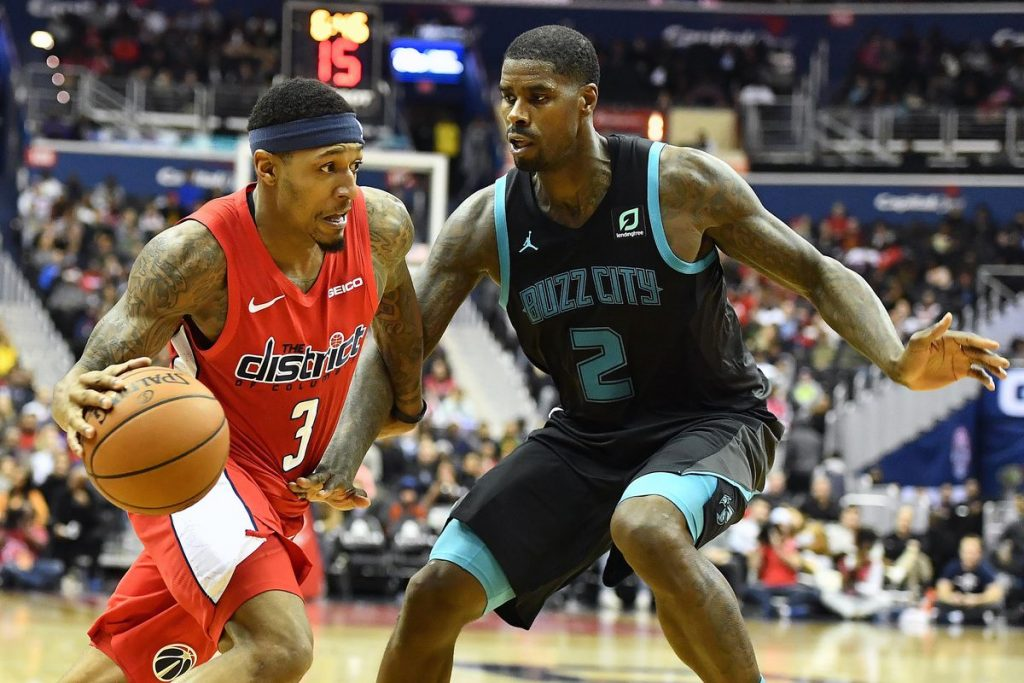 NBA Free Pick   Wizards at Hornets