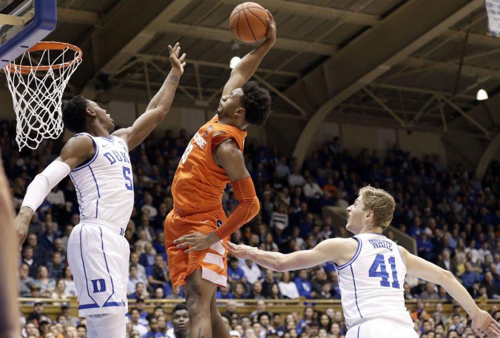 NCAAM Free Pick   Duke at Syracuse