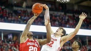 NCAAM Free Pick | Wisconsin at Indiana