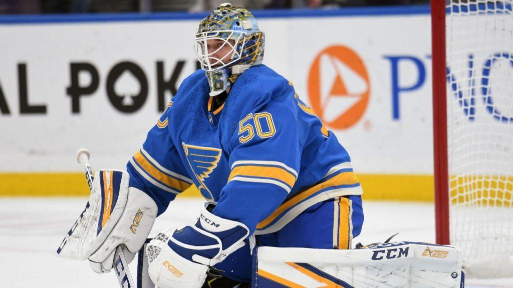 NHL Free Pick   Blues at Wild