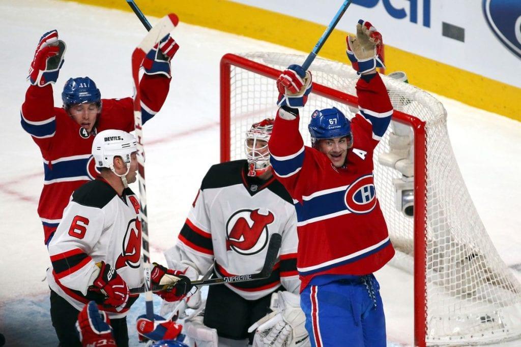 NHL Free Pick | Canadiens at Devils