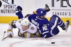 NHL Free Pick | Maple Leafs at Golden Knights