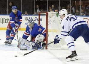 NHL Free Pick | Maple Leafs at Rangers