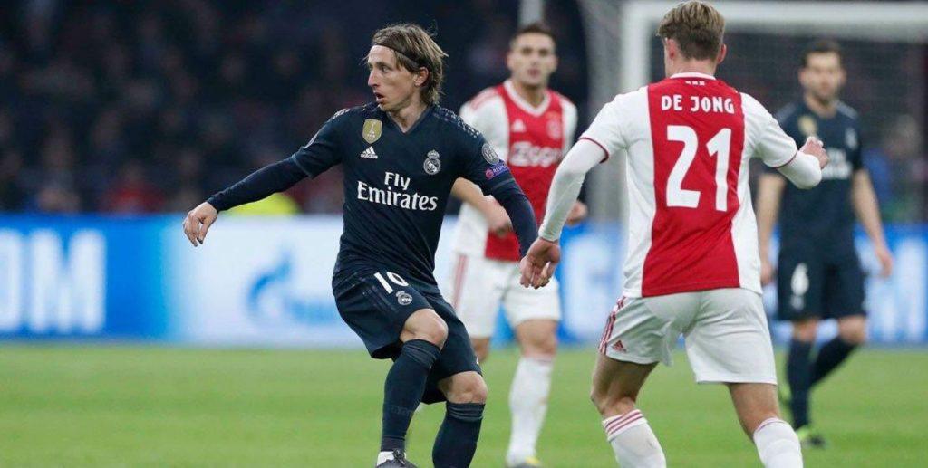 Champions League Free Pick | Real Madrid – Ajax