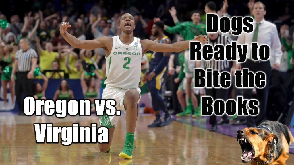 Dogs Ready to Bite the Books: Sweet 16 Edition