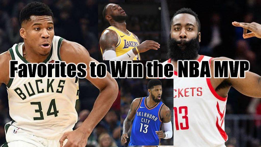 Favorites to Win the NBA MVP