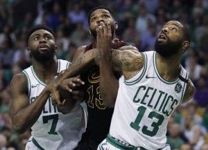 NBA Free Pick   Celtics at Cavaliers