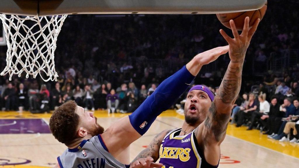 NBA Free Pick | Lakers at Pistons