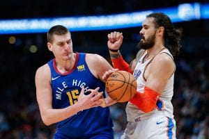 NBA Free Pick   Nuggets at Thunder