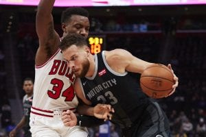 NBA Free Pick | Pistons at Bulls