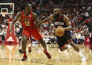 NBA Free Pick   Rockets at Hawks
