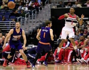 NBA Free Pick   Wizards at Suns