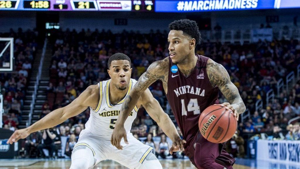 NCAA Tournament Free Pick   Montana vs. Michigan