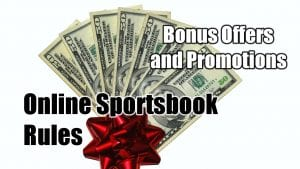 Online Sportsbook Rules | Bonus Offers and Promotions