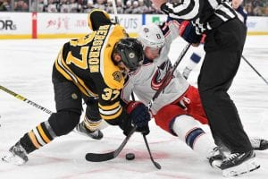 Dogs Ready to Bite the Books: Boston at Columbus