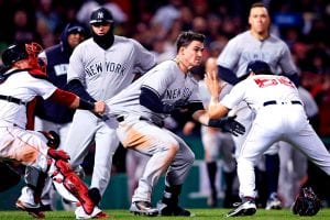Is the Red Sox and Yankee rivalry the best in sports?