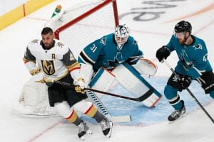Martin Jones will be the difference on Tuesday night