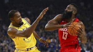 NBA Playoffs Free Pick | Rockets at Warriors Game 1