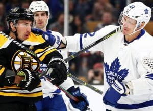 NHL Conference Quarterfinals Free Pick | Maple Leafs at Bruins