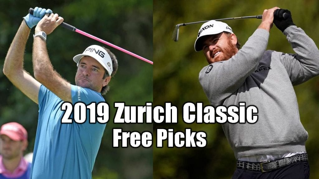 PGA Picks | 2019 Zurich Classic of New Orleans