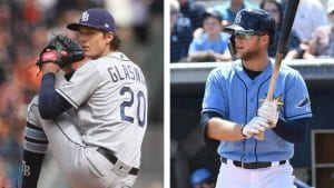 Glasnow and Meadows huge contributors to the Rays success