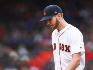 Chris Sale has been a major disappointment in 2019