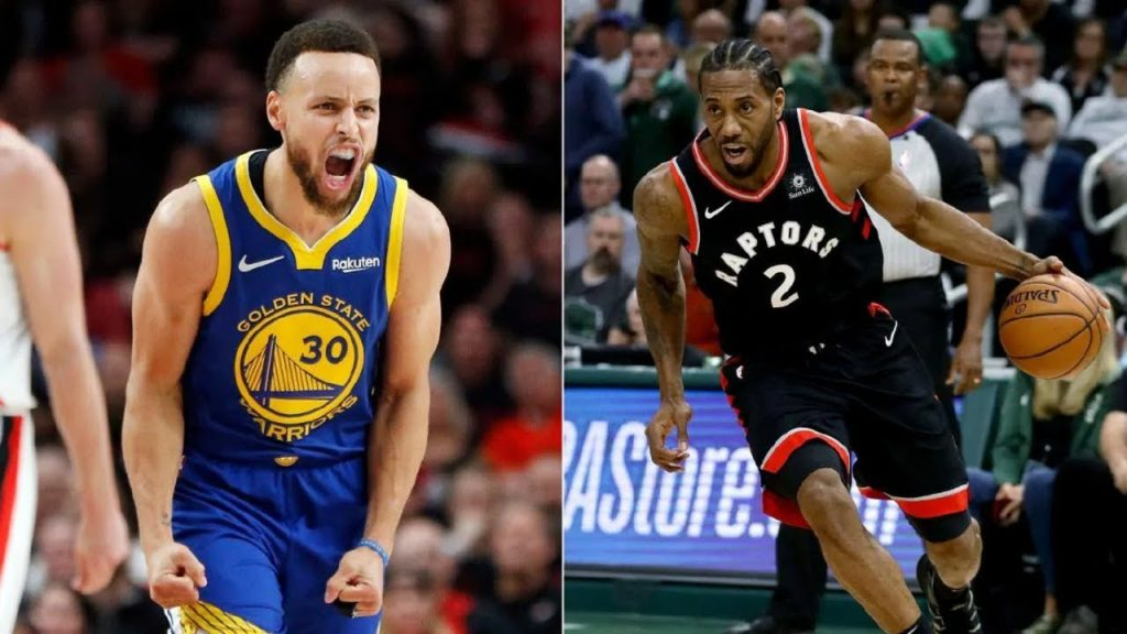 Dogs Ready to Bite the Books: Golden State at Toronto Game 1