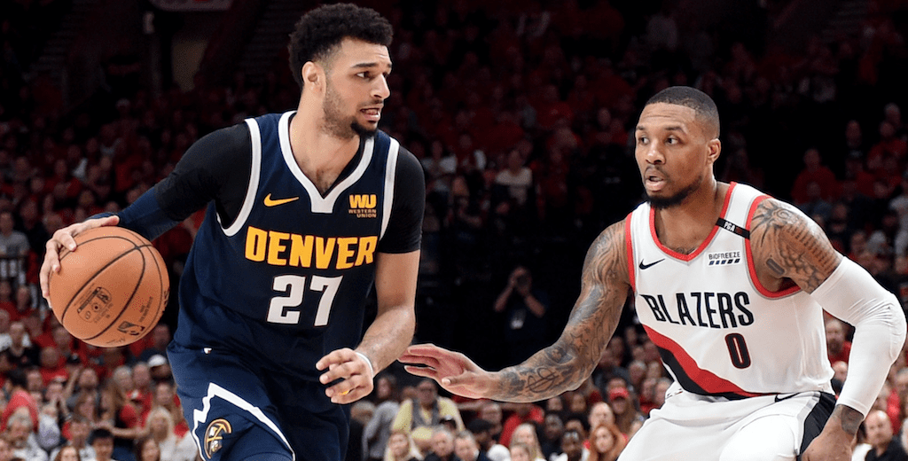 Dogs Ready to Bite the Books: Portland at Denver Game 5