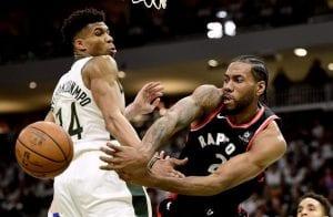 NBA Playoffs FREE Pick | Raptors @ Bucks Game 5